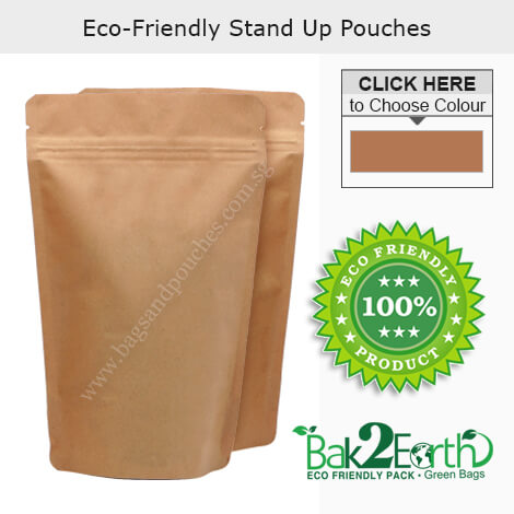 Eco-Friendly Pouches