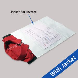 Plastic Mailer Bags (With Jacket)